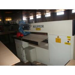 Juntadora de chapa, KUPER