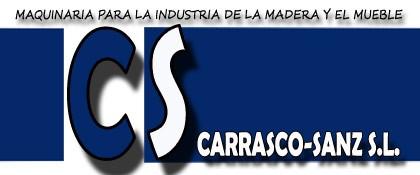 CarrascoSanz s.l. Maquinaria para la madera y el mueble.