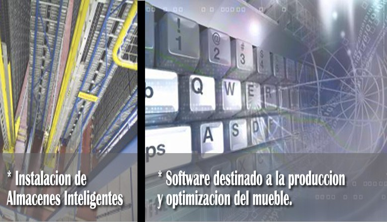 instalacion almacenes inteligentes y software