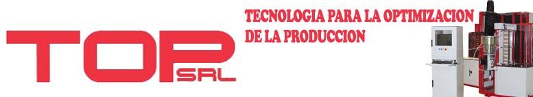 Top srl Taladros verticales, tecnologia para la optimizacion de la produccion